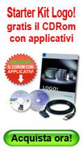 Clicca qui per acquistare lo Starter Kit per Siemens Logo con il CDRom degli applicativi gratis! Spedizione inclusa